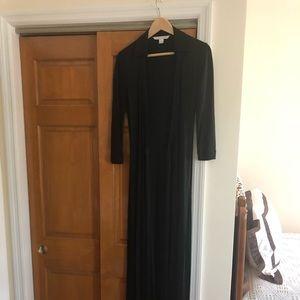 DVF long dress